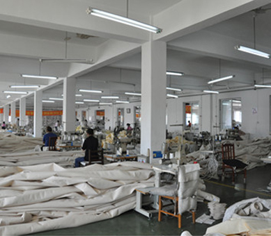 Filter Bags Production Equiment