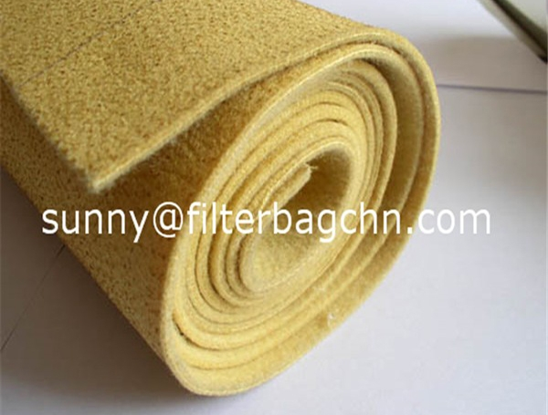 P84 Filter Cloth For Cement