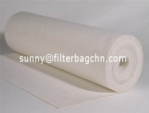 PTFE Membrane Polyester Filter Cloth