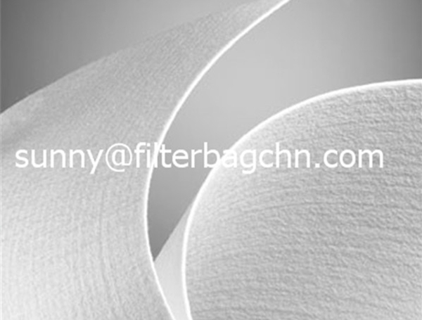 High Tensile Strength Polyester Filter Cloth